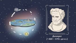Мифы о сотворении мира. Форма Земли. Естествознание - 1.1