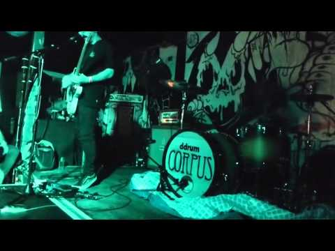 Corpus - live @ Wasted Years, Sydney, 2 November 2013, 1 of 3