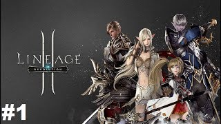 Lineage 2 Revolution #1 Gameplay Прохождение Android/iOS Обзор и начало игры за Воина