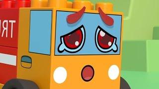 Новые мультики про машинки - ЧиЧиЛенд - Строим мост! Мультфильмы для детей