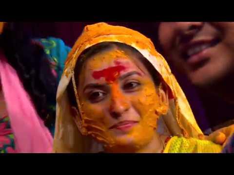 The Best Haldi video ever Aditi's haldi 2