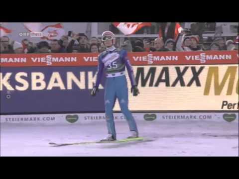 Severin FREUND [1st Place] Ski Flying - Bad Mitterndorf - 10.01.2015