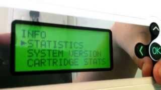 DA Vinci 3D printer Built in LCD Interface