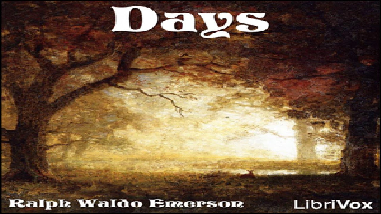 days ralph waldo emerson