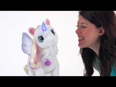 FurReal Friends - Fantasy Collection - StarLily, My Magical Unicorn Pet | Toys R Us Canada