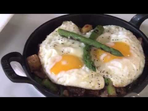 Breakfast Short Rib Hash