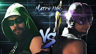 Green Arrow Vs Hawkeye | Minute Match-Ups - Episode 2 thumbnail
