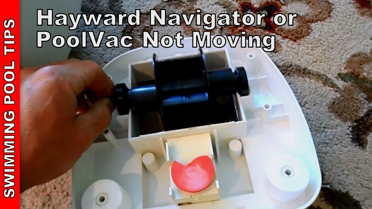 small resolution of hayward navigator pool vac pool cleaner a frame turbine kit rebuild cleaner not moving