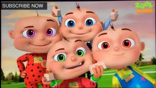 Despicable Me Zool Babies Explorer the Wonders of the World Movie Scene 2009