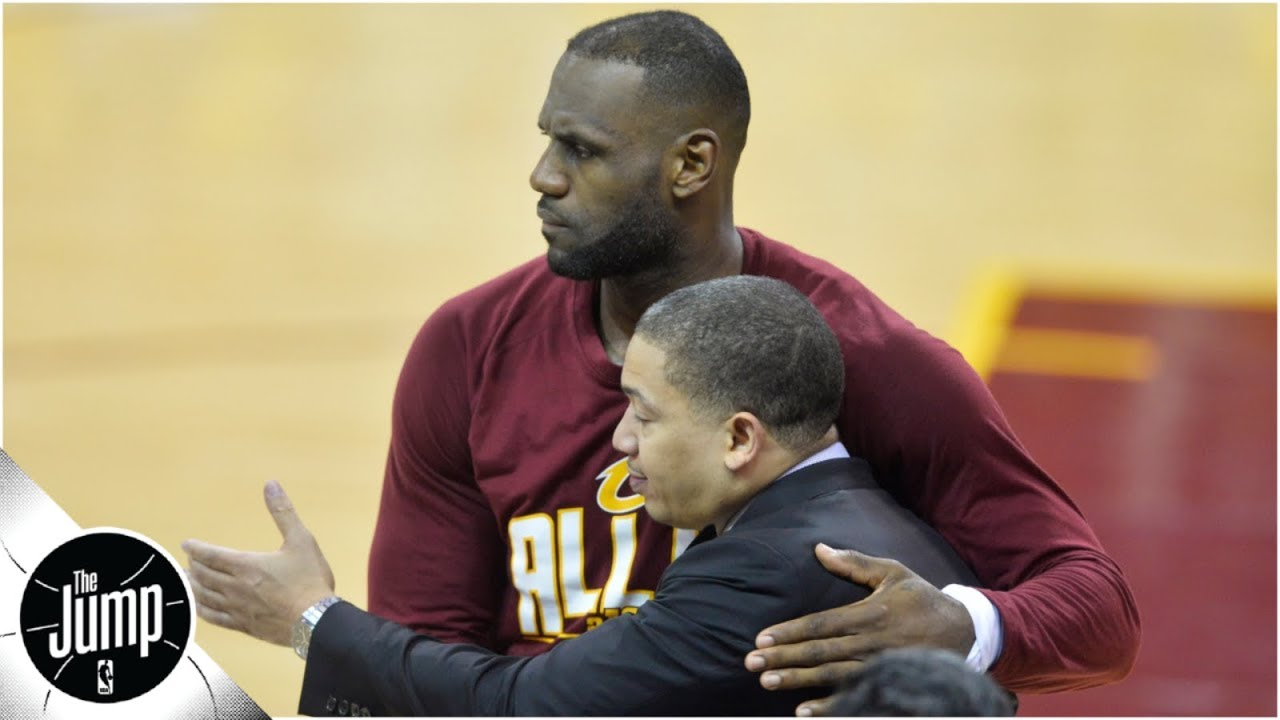 Lakers' 3 top coaching candidates are people LeBron James respects - Paul Pierce   The Jump