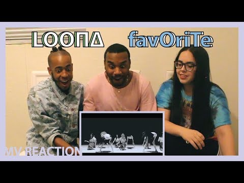 'favOriTe' By LOOΠΔ | MV REACTION | KPJAW