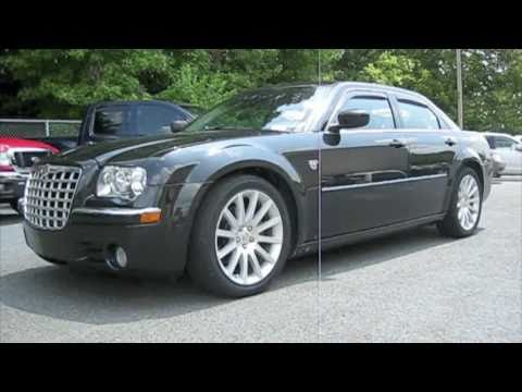 2007 chrysler 300c srt design start up exhaust and in - 2007 chrysler 300 custom interior ...