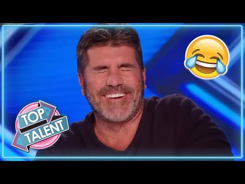 FUNNIEST X Factor AUDITIONS EVER 2016 | Top Talent