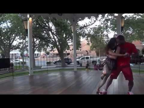 Bachata Dance to Romeo Santos   Propuesta Indecente Edwin & Daniela