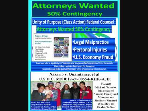 Legal Malpractice Personal Injury Attorney Wanted Nazario v