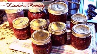 ~raspberry Serrano Pepper Bbq Sauce With Linda's Pantry~