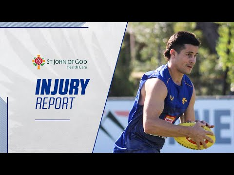 Download SJOG Health Care Injury Update: Round 13