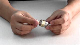 Clearomiseurs Reconstructible Goldpillar RDA Smok