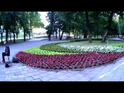Visit Vilnius - a walking tour around city's green park