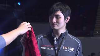 Iceiceice receive a troll gift from fans :D