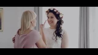 Asia i Kamil - teledysk ślubny [ 4K ] - Motyw ślubny - Gra o Tron