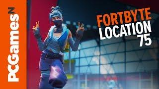 Fortnite Fortbyte guide - Number #75
