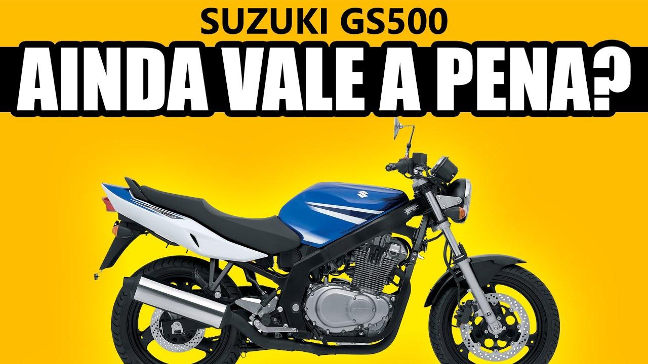 Suzuki GS 500 ainda vale a pena?