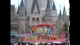 東京ディズニーランド ディズニー・ロック・アラウンド・ザ・マウス 2005/08/30