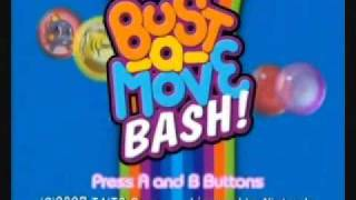 Bust-a-Move Bash Soundtrack - Main Menu