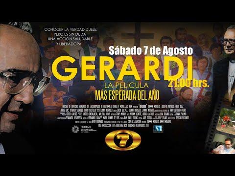 Ver GERARDI Película Católica Guatemalteca en Español