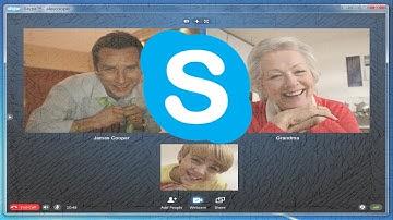 Telefonieren mit Skype - Anrufe mit Skype einfach erklärt