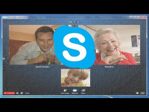 Telefonieren mit Skype