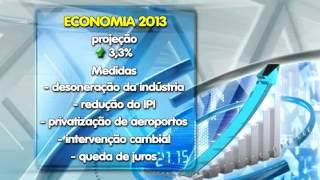 BALANÇO ECONOMIA BRASIL 2013