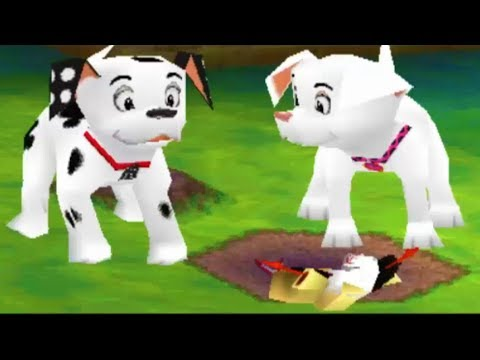 Disney's 102 Dalmatians: Puppies to the Rescue All Cutscenes   Full Game Movie (PS1)