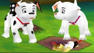 Скачать Disney S 102 Dalmatians Puppies To The Rescue All Cutscenes Full Game Movie PS1