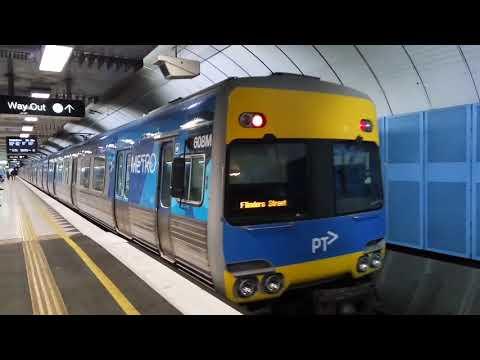 Melbourne Metro Parliament Station