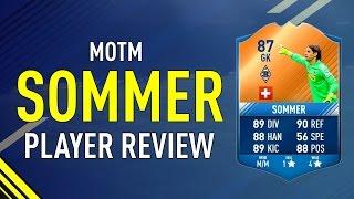 FIFA 17 MOTM SOMMER (87) PLAYER REVIEW