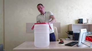 Обзор пищевой бочки на 30 литров