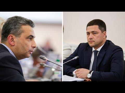 Вопросы Льва Шлосберга губернатору Псковской области Михаилу Ведерникову