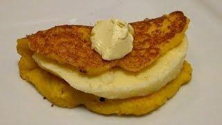 Venezuelan Cachapa - Cooking For You