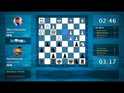 Chess Game Analysis: Barbatoss - Guest35124158 : 1-0 (By ChessFriends.com)Kaynak: YouTube · Süre: 5 dakika57 saniye