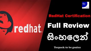 Red Hat Certification full review | Tecpack