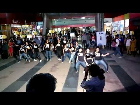 Forum Mall,Bangalore: Students Flash Mob for CRY Event Version 1 - FULL HD (1080p)