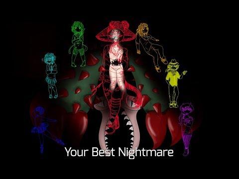 (REMASTERED) Your Best Nightmare (Original Lyrics) w/peeps