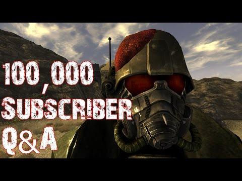 100,000 Subscriber Q&A video