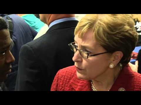 Marcy Kaptur re-elected to Ohio's 9th Congressional District