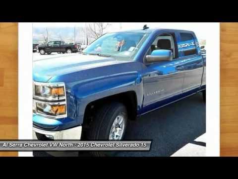 2015 Chevrolet Silverado 1500 Colorado Springs, Denver, Castle Rock N5058T