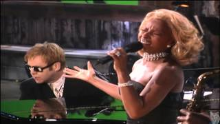 ELTON JOHN & MARY J BLIGE....NIGHT TIME IS THE RIGHT TIME