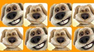 ИГРА Говорящая Собака Бен Встреча Говорящих Друзей. Мультик про котиков Часть 61
