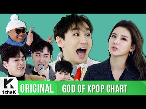 GOD OF KPOP CHART(차트 밖 1위): Have You Heard of 'Shark Family' in Vocal Version?